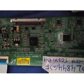 Placa Principal E Fonte Toshiba Dl4844(a)f