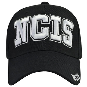 Incrediblegifts Ncis Negro Sombrero - Casquillo Servicio 5c5e9c29681