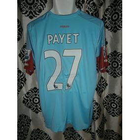 Jersey West Ham United Visita 2015 16 Dimitri Payet Premier e31d4ef85
