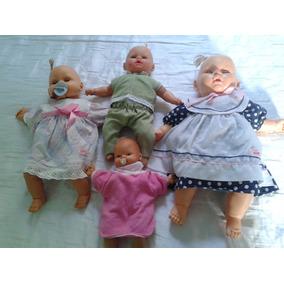 Lote Bonecas Meu Bebe Antigas Da Estrela