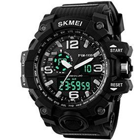 Kit Relógios Skmei Modelo 1025 E 1155 Com Brinde