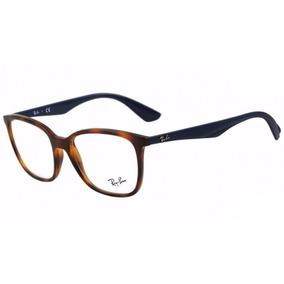 28c261bb9f03f Armação De Oculos Fio De Nylon Ray Ban - Óculos no Mercado Livre Brasil