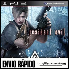 Resident Evil 4 Hd - Jogos Ps3 Midia Digital