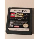 Lego Star Wars The Complete Saga Nintendo Ds