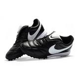 Chuteira Nike Premier 2.0 Profissional Society Preto+branco  a30cdb2901521
