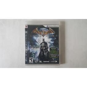 Batman Arkham Asylum - Ps3 - Original