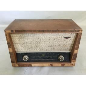 Rádio Antigo Axel Para Restauração