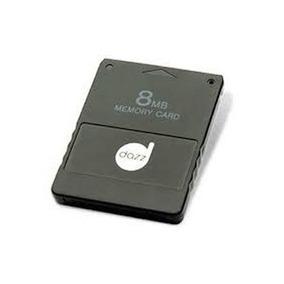 Cartão De Memória Para Playstation 2 Dazz 8mb - 62123-1