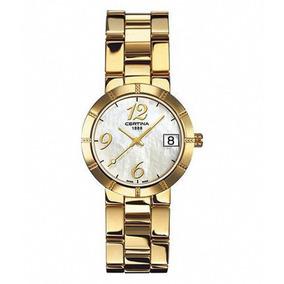 9a3e2745f77 Impecavel Relogio Certina De Ouro - Relógios no Mercado Livre Brasil