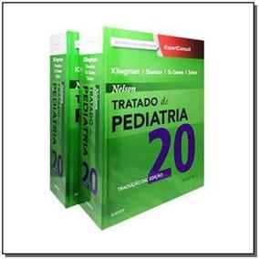 Nelson Tratado De Pediatria - 2 Vols - 20ed/17