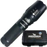 Lanterna Tatica X900 Shadowhawk Militar Original Na Caixa