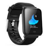 Relógio Inteligente Smartwatch Q9 Pressão Pulso +2 Pulseiras