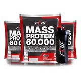Combo 3x Massa Protein Ftw 3kg Hipercalórico ( Sabores )