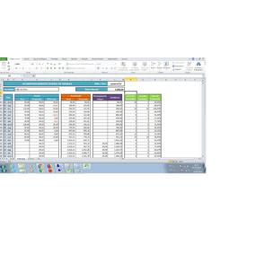 Planilhas De Controle Em Excel