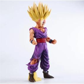 Brinquedos Dragon Ball Z Super Saiyan Son Gohan + Brinde