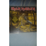 Cd Original Iron Maiden Piece Of Mind