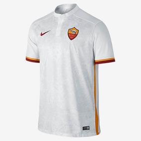 Camiseta De Fútbol Nike As Roma 2015 16 Visitante 658918 bd0576fe9f9dc