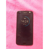 Frete Grátis Smartphone Motorola Z2 Force Onix Android 8.0