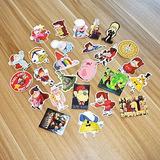 Homyu 25-pcs Gravity Falls Stickers Pegatinas Pvc...