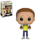 Figura Funko Pop Ricky & Morty - Morty 113