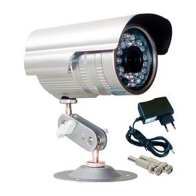 Câmera De Segurança Ccd Digital Infra Vermelho 36 Leds 30m