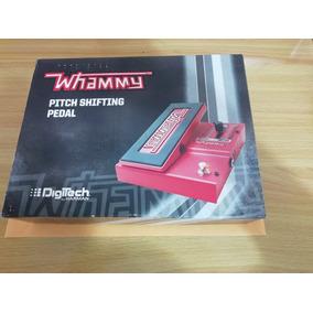 Digitech Whammy 5 Pitch Shift Pedal