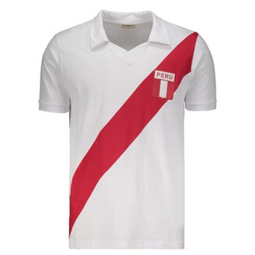 77ef26113f3d0 Camiseta Selecao Do Peru no Mercado Livre Brasil