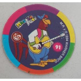 Master Tazo Frangolino Looney Tunes Nº 91 (fino)