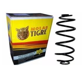 Par Mola Gnv Traseira Honda Fit 2002 A 2008 Reforçada Tigre