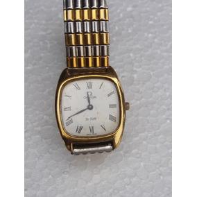 13c66f9133f Relogio Omega De Ville A Corda Feminino - Relógios no Mercado Livre ...