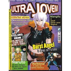 Revista - Ultra Jovem Nº 45 Burst Angel