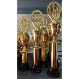 Trofeo Primeros Puestos Escala Economica C/u - Premios