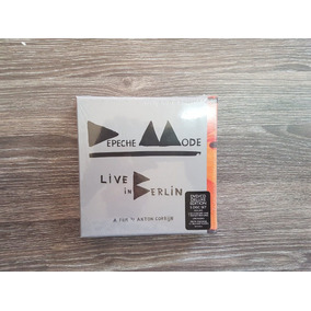 Depeche Mode - Live In Berlin - Blu Ray Áudio + 2 Dvds +2 Cd