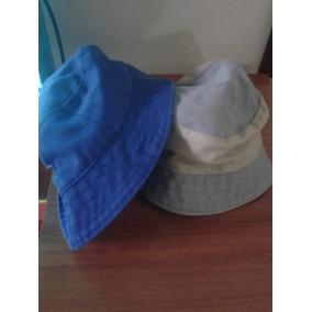 7dc9d9094f38a Sombreritos De Playa Talla 4 (poco Uso) Hermosos