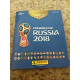 Album Figurinhas Copa 2018 - Completo