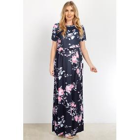 89e5a3c0c Vestidos Maternos Elegantes - Vestidos Largos para Mujer en Mercado ...