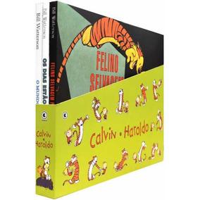 Calvin E Haroldo (box) 3 Volumes - Lacrado