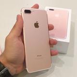 iPhone 7 Plus - Rose - 256gb - Com Acessórios