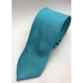 Kit 10 Gravatas Azul Tiffany - Gravatas no Mercado Livre Brasil 628a790da0