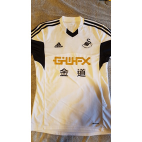 Camiseta Swansea City en Mercado Libre México 4ea979c7dd225