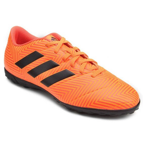 13b8f80e6af84 Chuteira Adidas Messi - Chuteiras Adidas para Adultos Laranja no ...