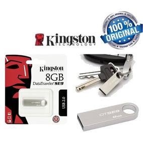 Pendrive Kingston Datatraveler Se9 8gb Metal Nuevo Original