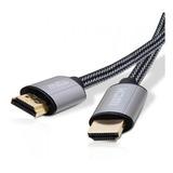 Cable Hdmi Tgw Mallado 5mts Soporta 4k Uhd 3d Ethernet *6