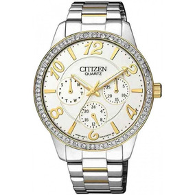 Relógio Citizen Feminino Ladies Ed8124-53a / Tz28280s