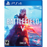 Battlefield V Ps4 Nuevo Sellado Audio Español + Envio Expres