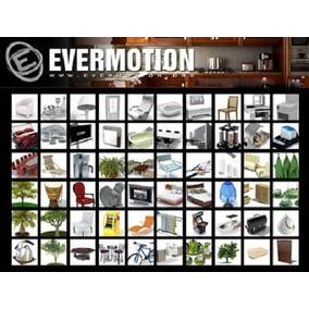 Biblioteca Evermotion, Cgaxis, Texturas E Muito Mais 3dmax