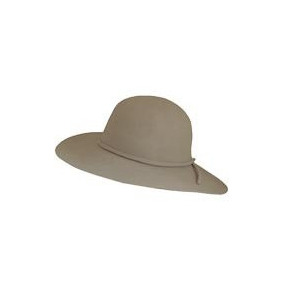 Sombrero O Capelina De Pa o De Fieltro Aterciopelado - Ropa y ... 195d6babb58