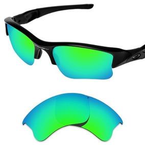 f60f15ac0f7e1 Lentes Oakley Flak Jacket Polarized De Sol - Óculos no Mercado Livre ...