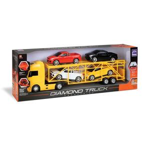 Caminhão Cegonheira Diamond Truck - Roma