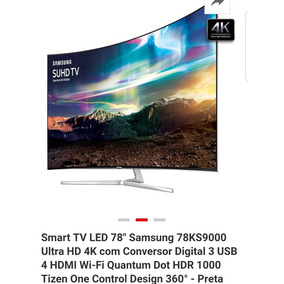 Smart Tv 78 Ultra Hd 4k Conversor 78ks9000
